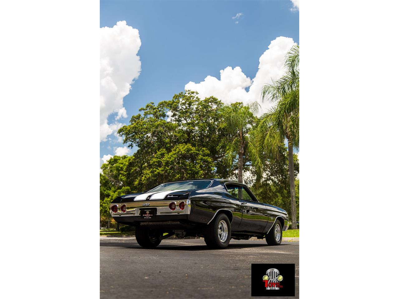 Large Picture of 1971 Chevrolet Chevelle SS - LH44