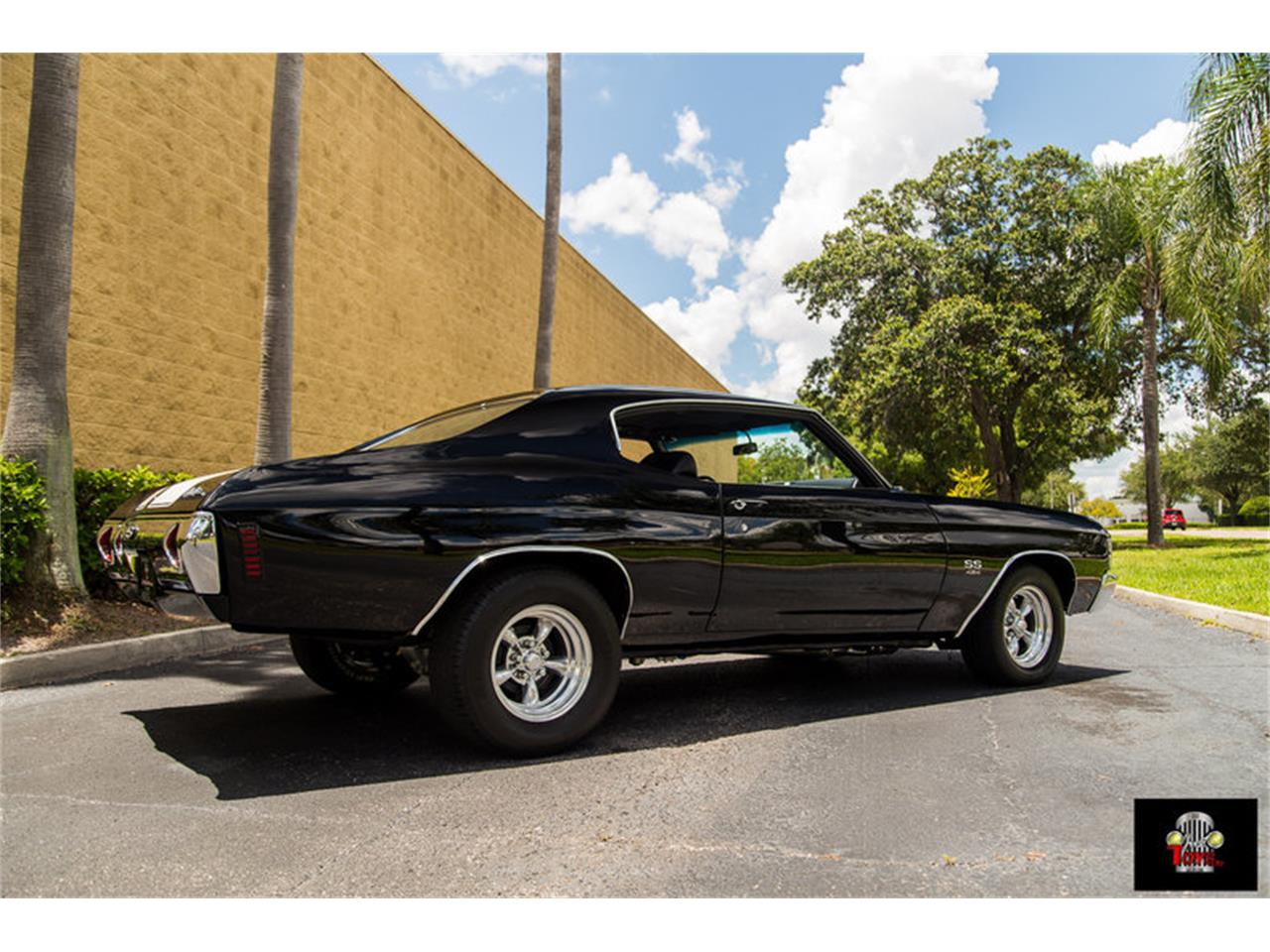 Large Picture of '71 Chevrolet Chevelle SS Offered by Just Toys Classic Cars - LH44