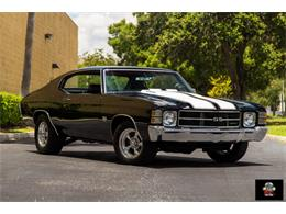 Picture of Classic '71 Chevrolet Chevelle SS located in Florida Offered by Just Toys Classic Cars - LH44