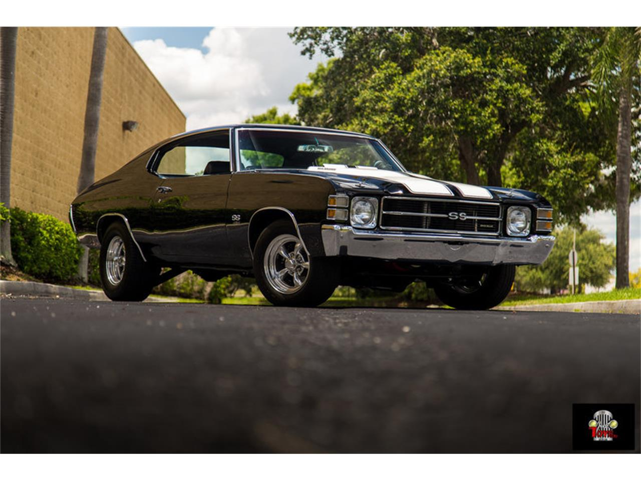 Large Picture of Classic 1971 Chevrolet Chevelle SS located in Orlando Florida - LH44