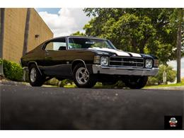 Picture of Classic 1971 Chevrolet Chevelle SS - LH44