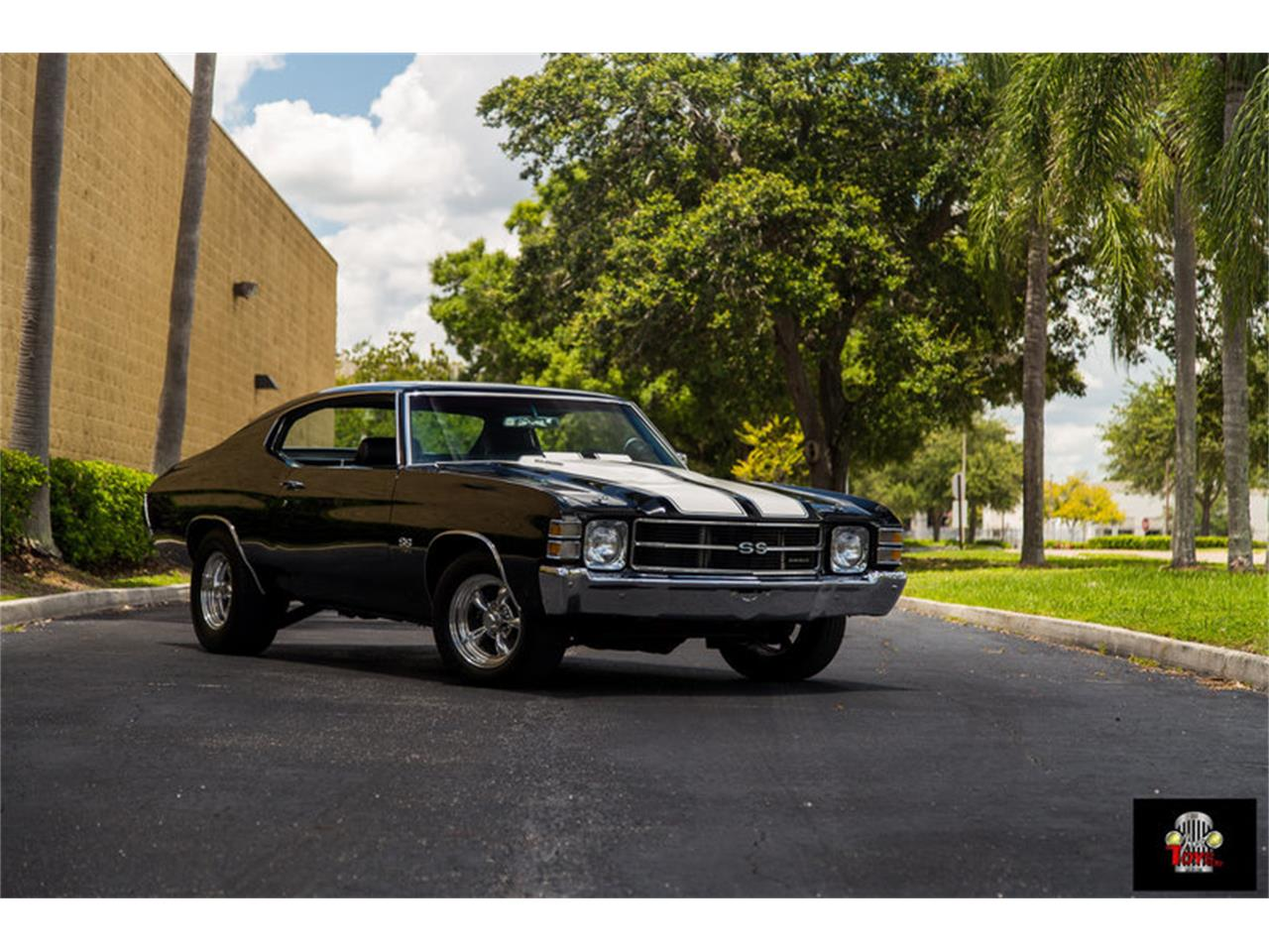 Large Picture of 1971 Chevelle SS located in Florida - $42,995.00 Offered by Just Toys Classic Cars - LH44