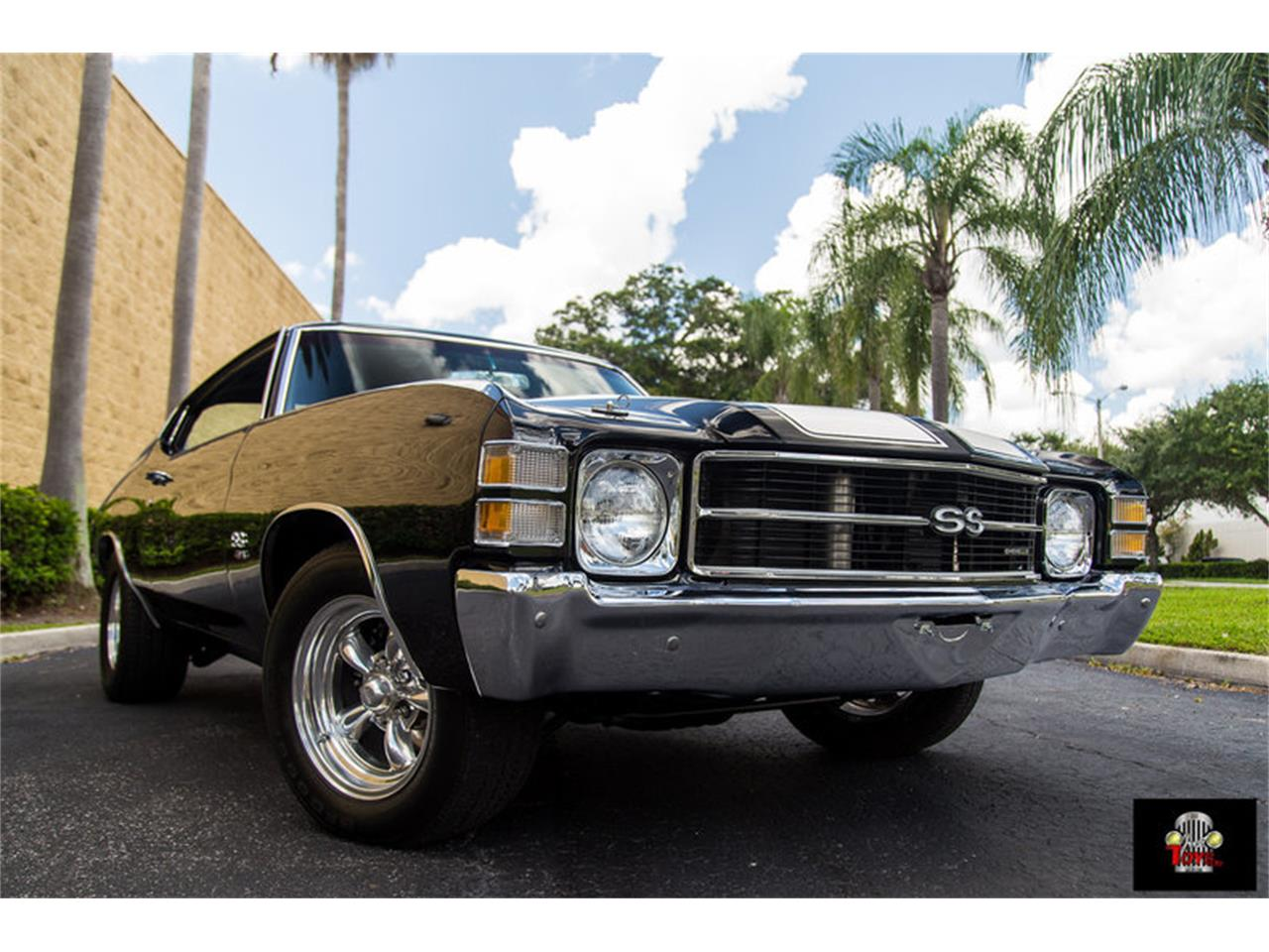 Large Picture of '71 Chevrolet Chevelle SS - $42,995.00 - LH44