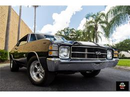 Picture of '71 Chevelle SS located in Florida - $42,995.00 Offered by Just Toys Classic Cars - LH44