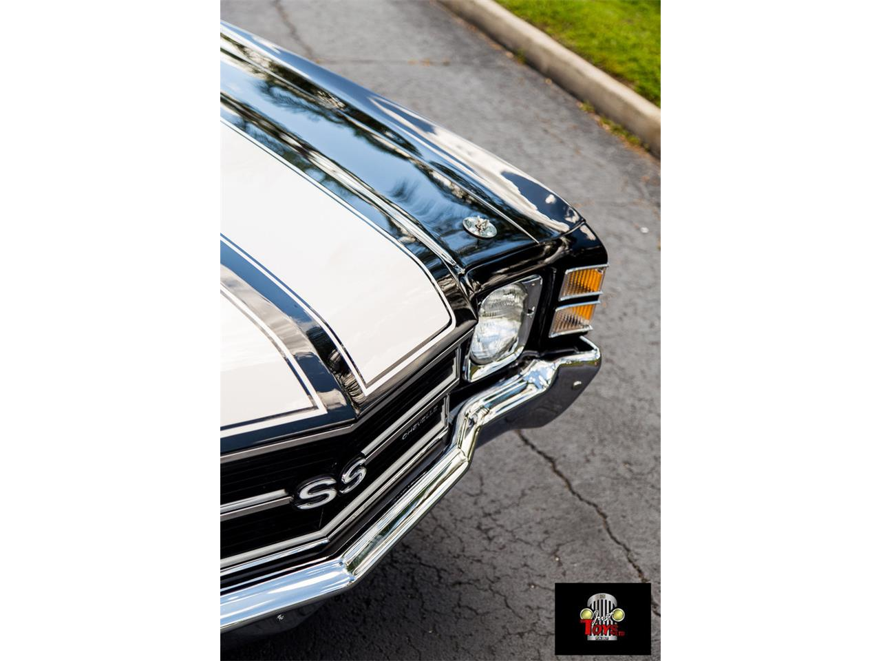 Large Picture of Classic 1971 Chevrolet Chevelle SS - $42,995.00 Offered by Just Toys Classic Cars - LH44