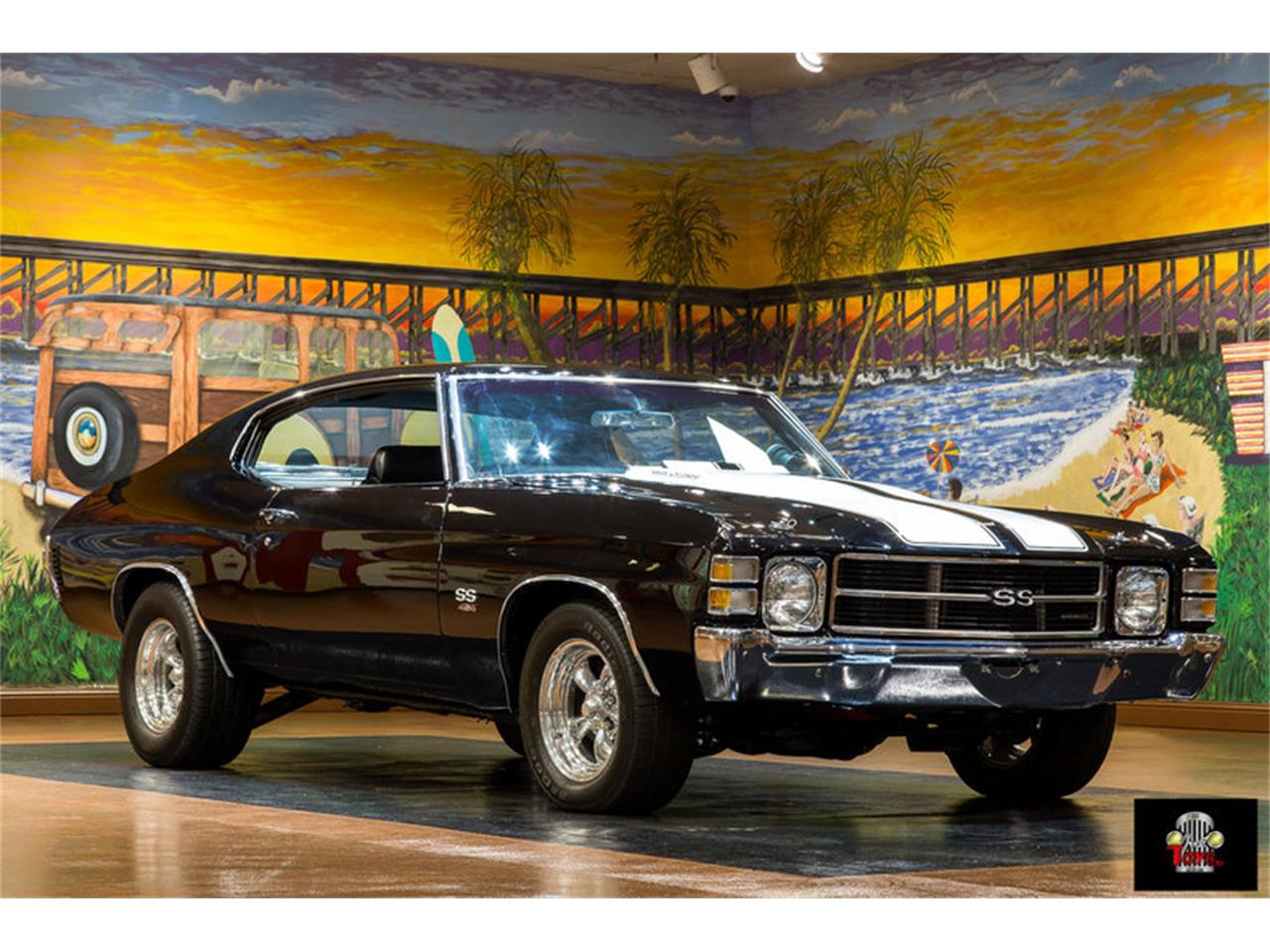 Large Picture of 1971 Chevrolet Chevelle SS Offered by Just Toys Classic Cars - LH44