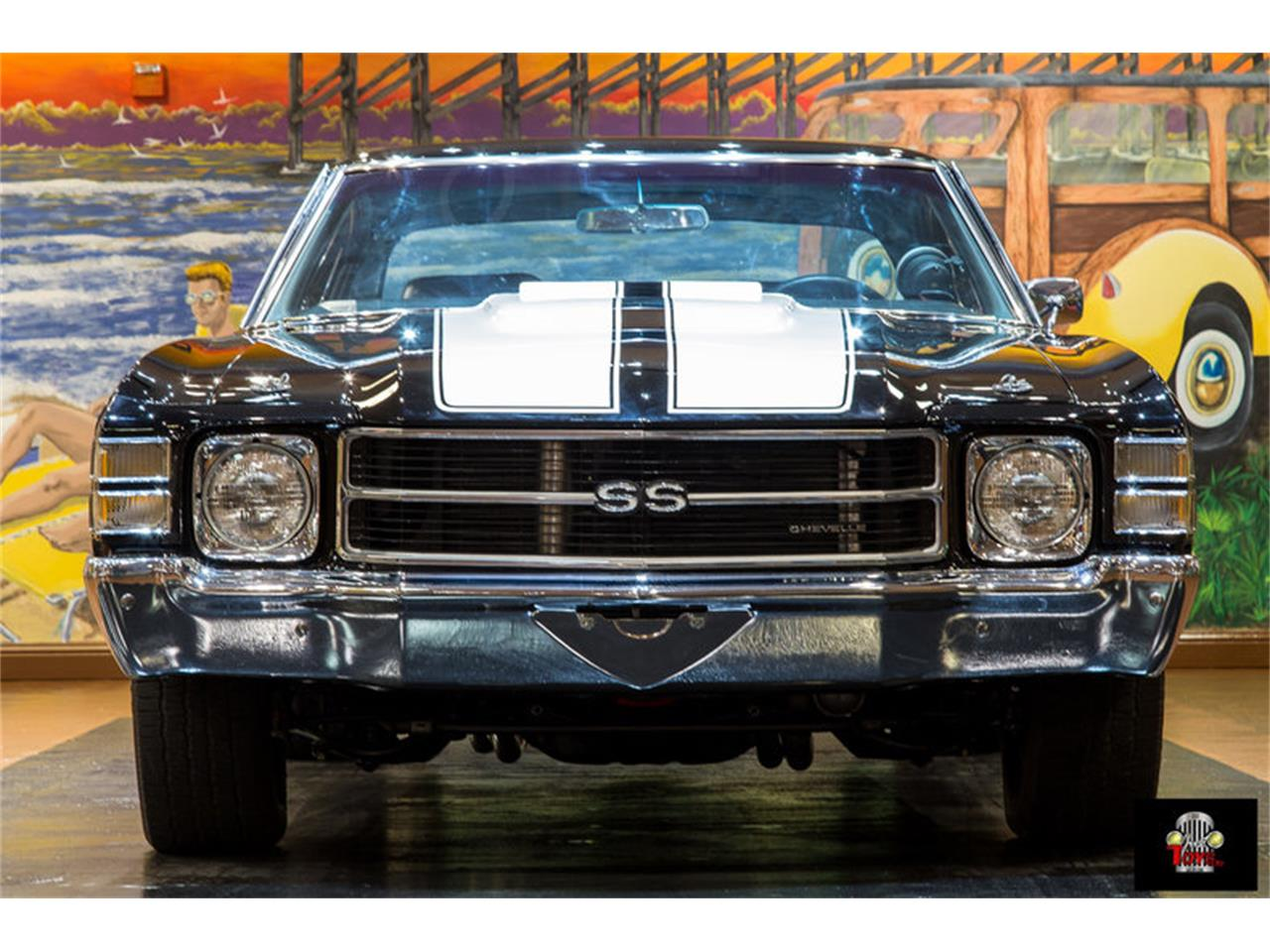 Large Picture of 1971 Chevelle SS - LH44