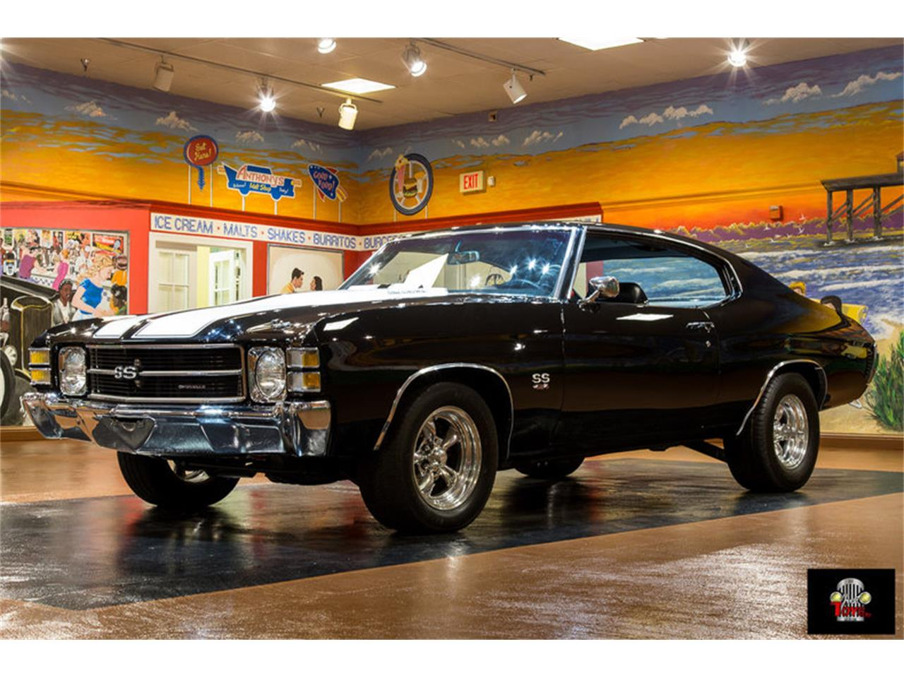 Large Picture of Classic 1971 Chevrolet Chevelle SS - LH44