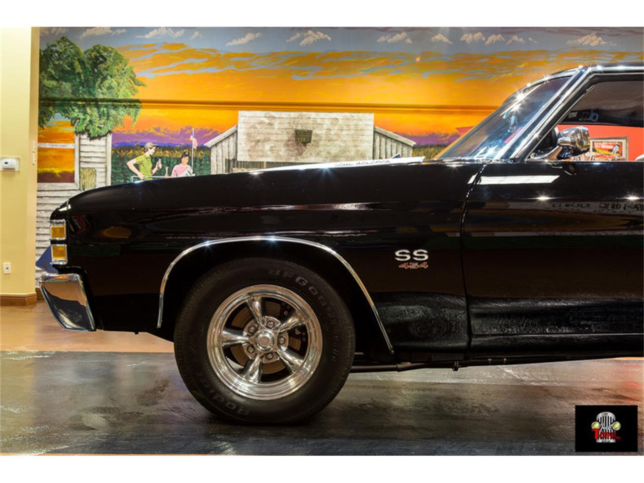 Large Picture of Classic 1971 Chevelle SS located in Orlando Florida - LH44