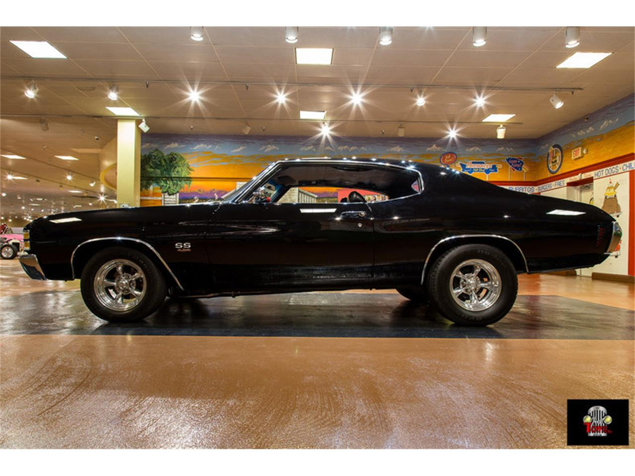 Large Picture of '71 Chevrolet Chevelle SS located in Florida Offered by Just Toys Classic Cars - LH44