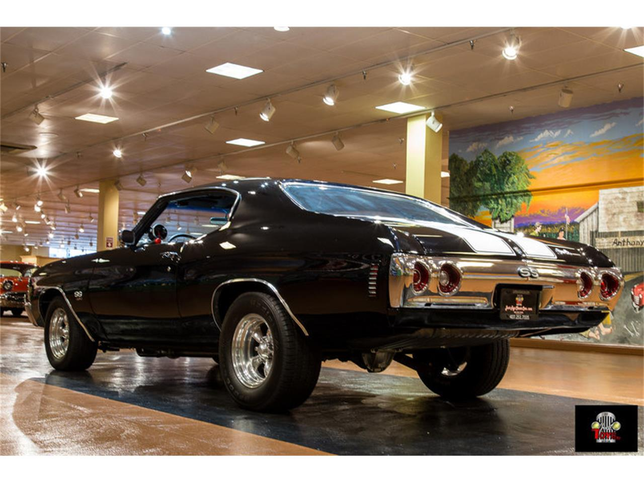 Large Picture of Classic '71 Chevelle SS Offered by Just Toys Classic Cars - LH44