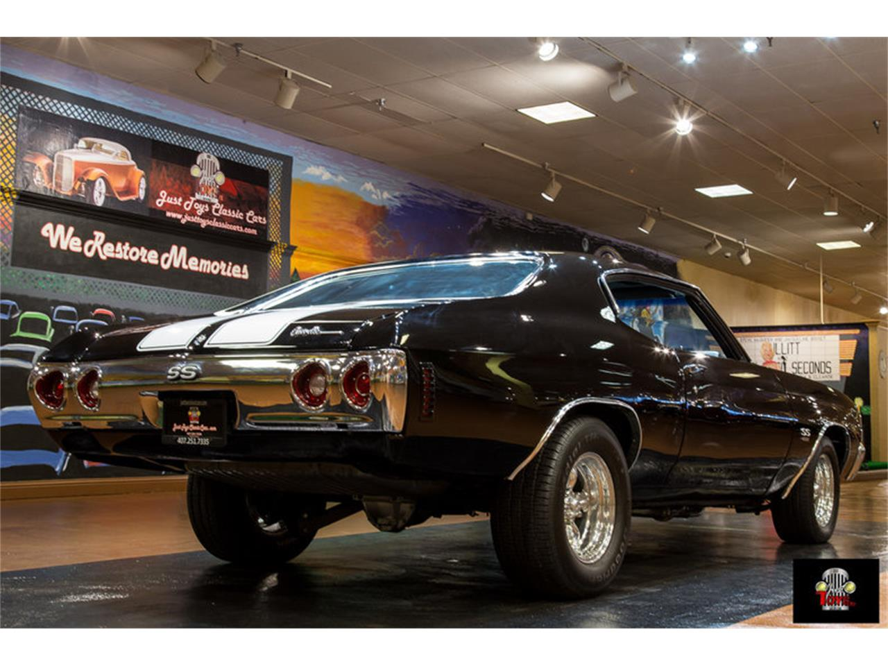 Large Picture of Classic '71 Chevrolet Chevelle SS located in Florida - LH44