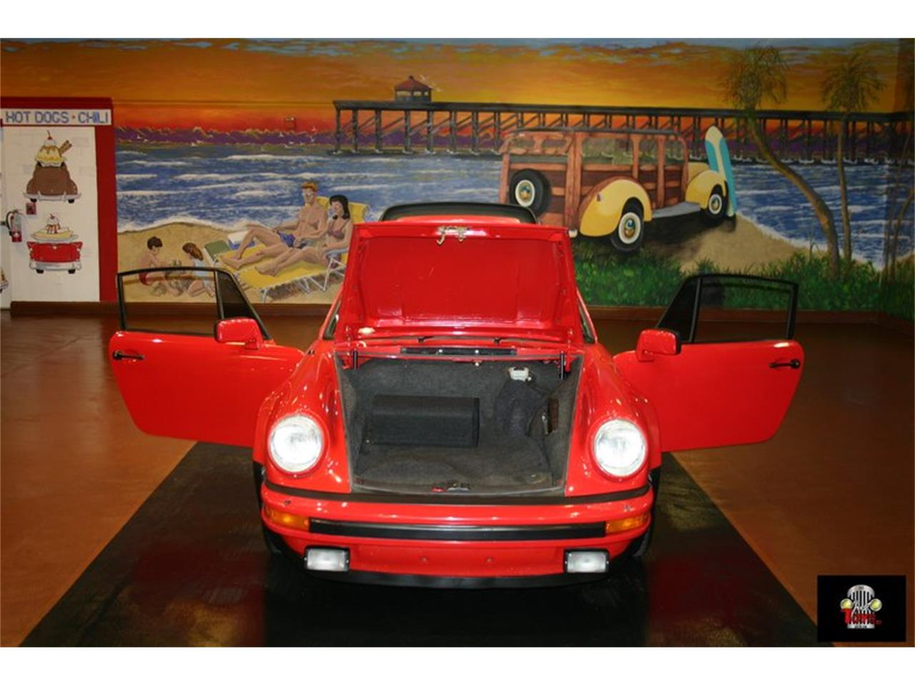 Large Picture of 1983 930 Turbo Offered by Just Toys Classic Cars - LH46