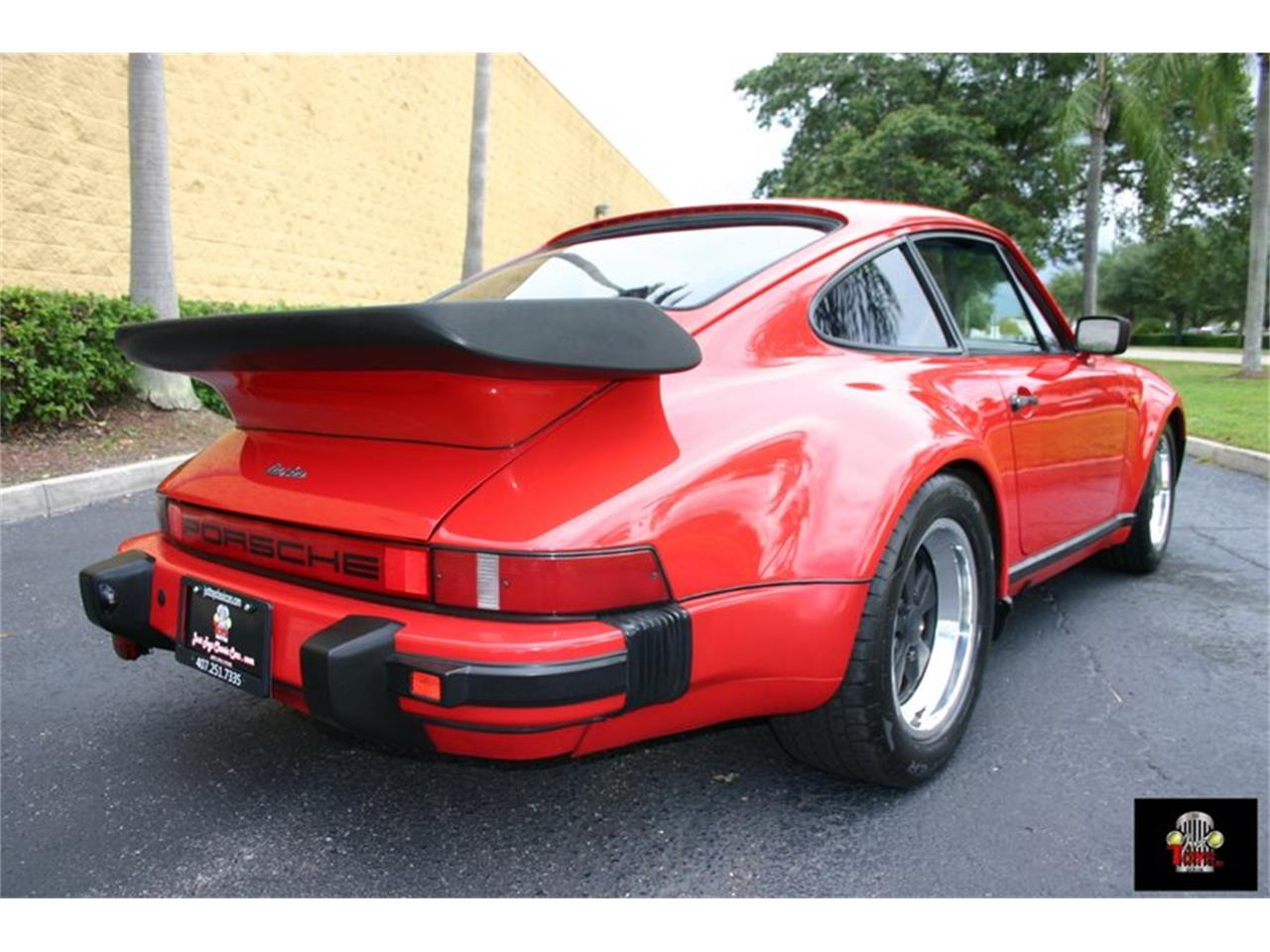 Large Picture of '83 930 Turbo - $109,995.00 Offered by Just Toys Classic Cars - LH46
