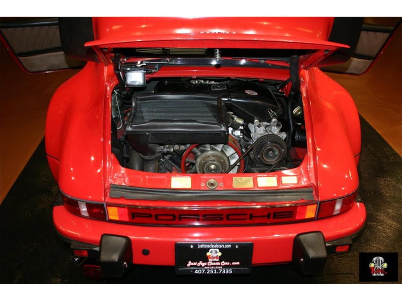 Large Picture of '83 930 Turbo located in Orlando Florida Offered by Just Toys Classic Cars - LH46