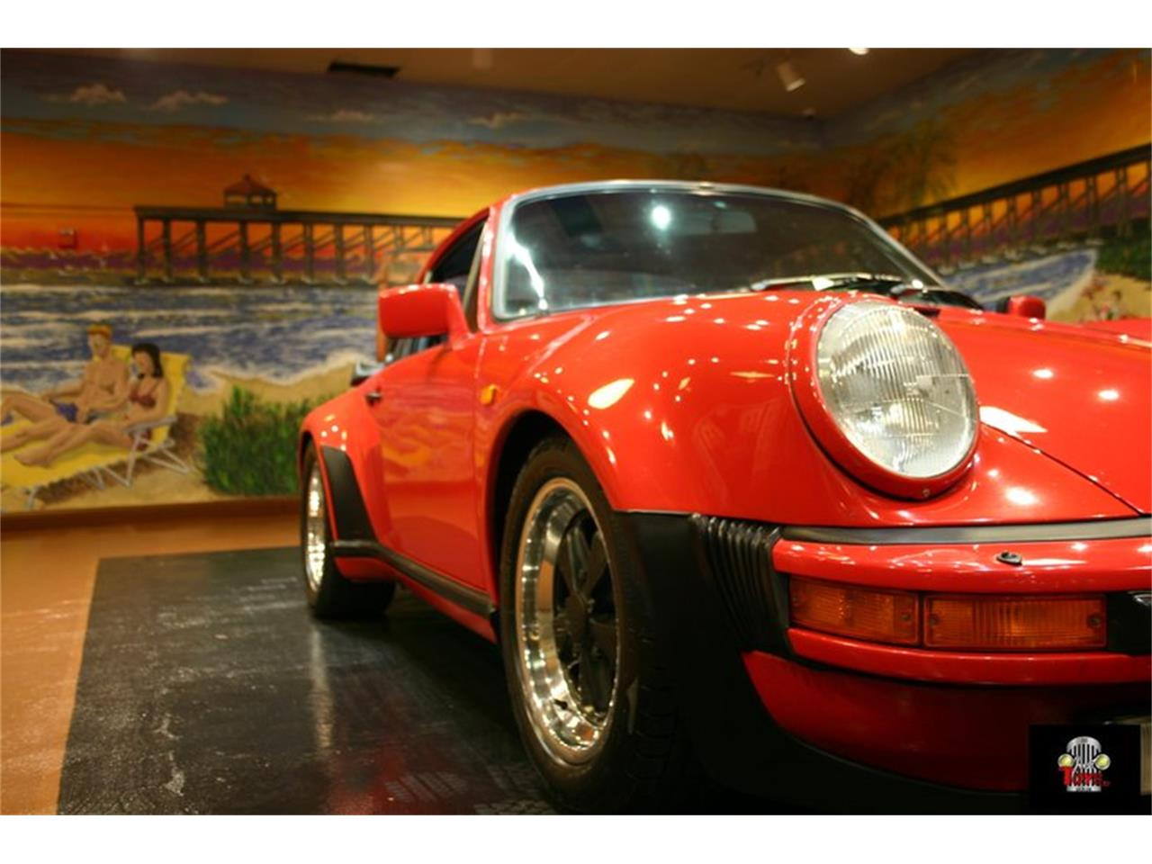 Large Picture of 1983 Porsche 930 Turbo located in Orlando Florida - LH46