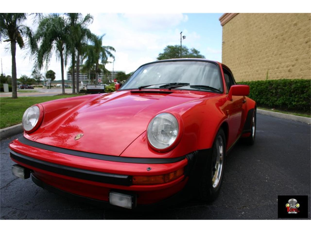 Large Picture of 1983 930 Turbo located in Florida Offered by Just Toys Classic Cars - LH46