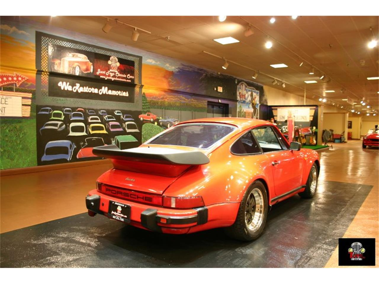 Large Picture of '83 Porsche 930 Turbo located in Orlando Florida Offered by Just Toys Classic Cars - LH46