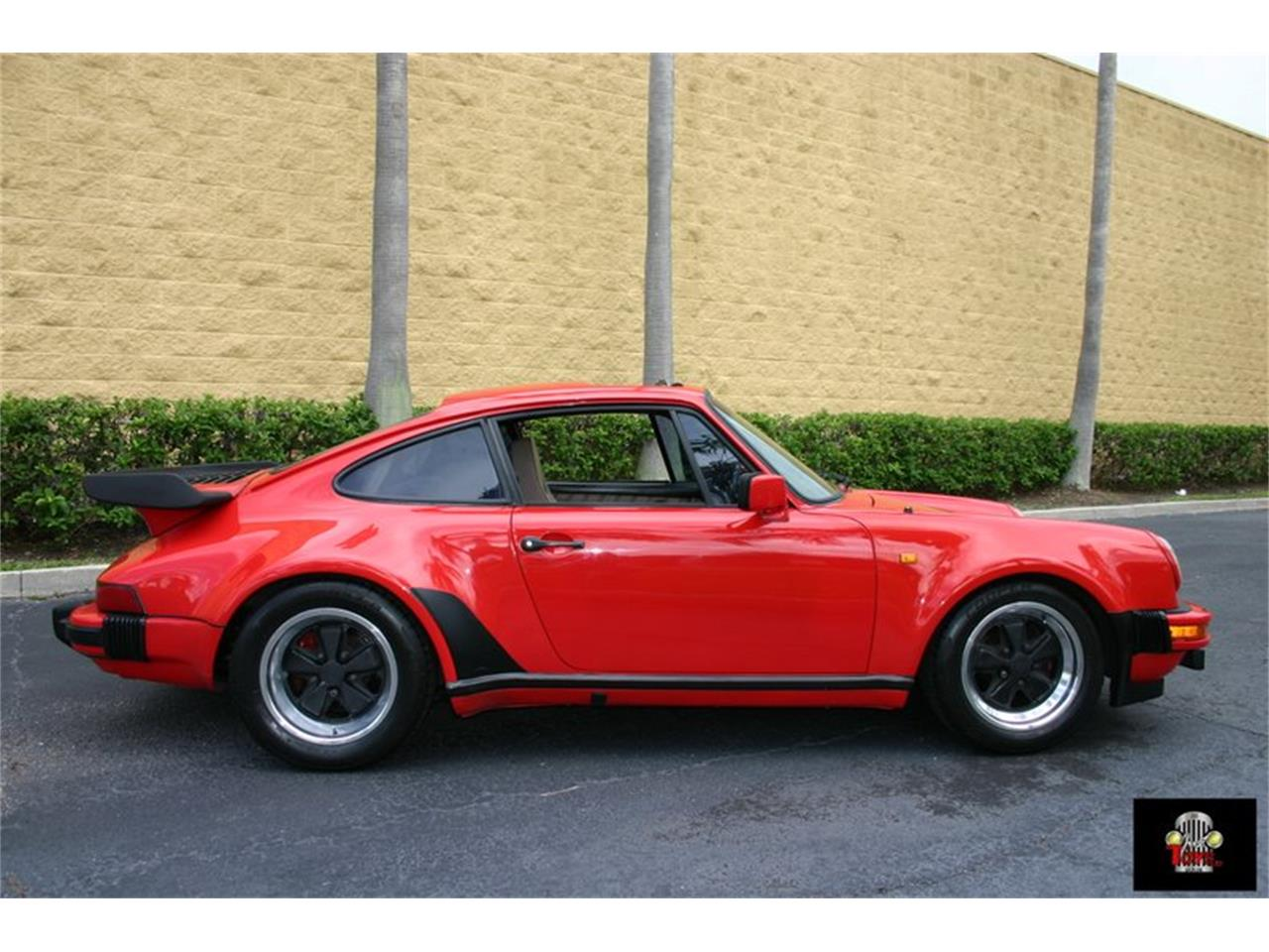 Large Picture of 1983 930 Turbo located in Orlando Florida Offered by Just Toys Classic Cars - LH46