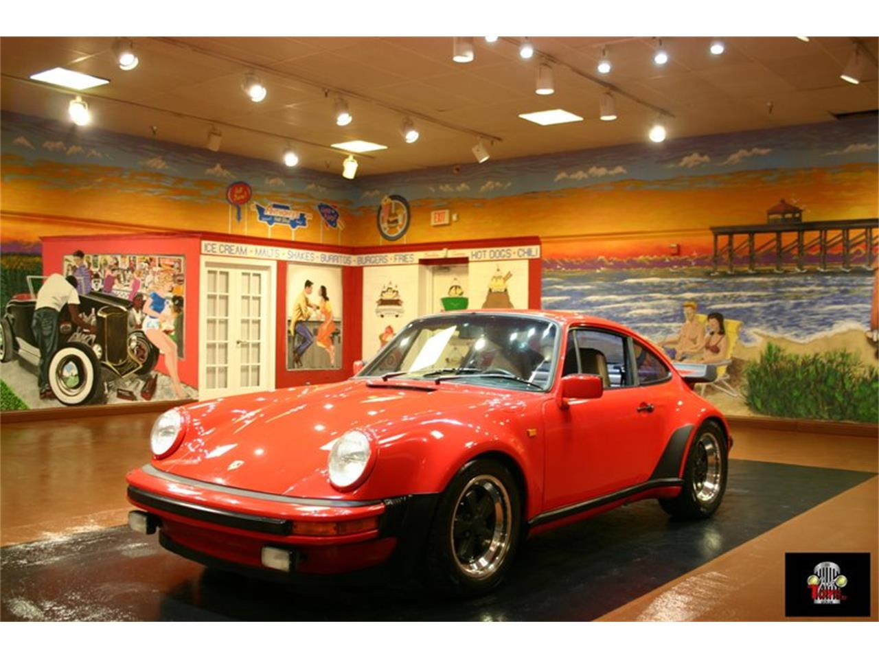 Large Picture of '83 930 Turbo located in Florida - $109,995.00 Offered by Just Toys Classic Cars - LH46