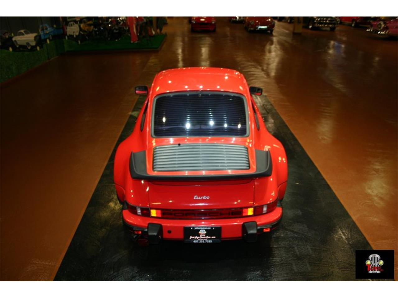 Large Picture of 1983 Porsche 930 Turbo located in Orlando Florida Offered by Just Toys Classic Cars - LH46