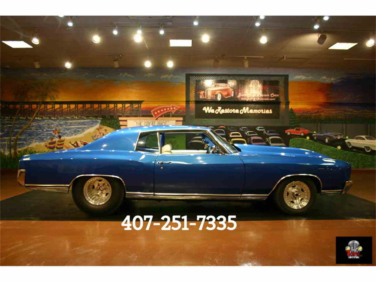 Large Picture of '70 Monte Carlo SS - LH47