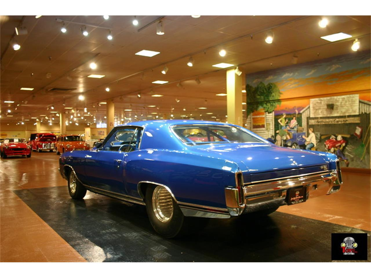 Large Picture of Classic 1970 Chevrolet Monte Carlo SS - LH47