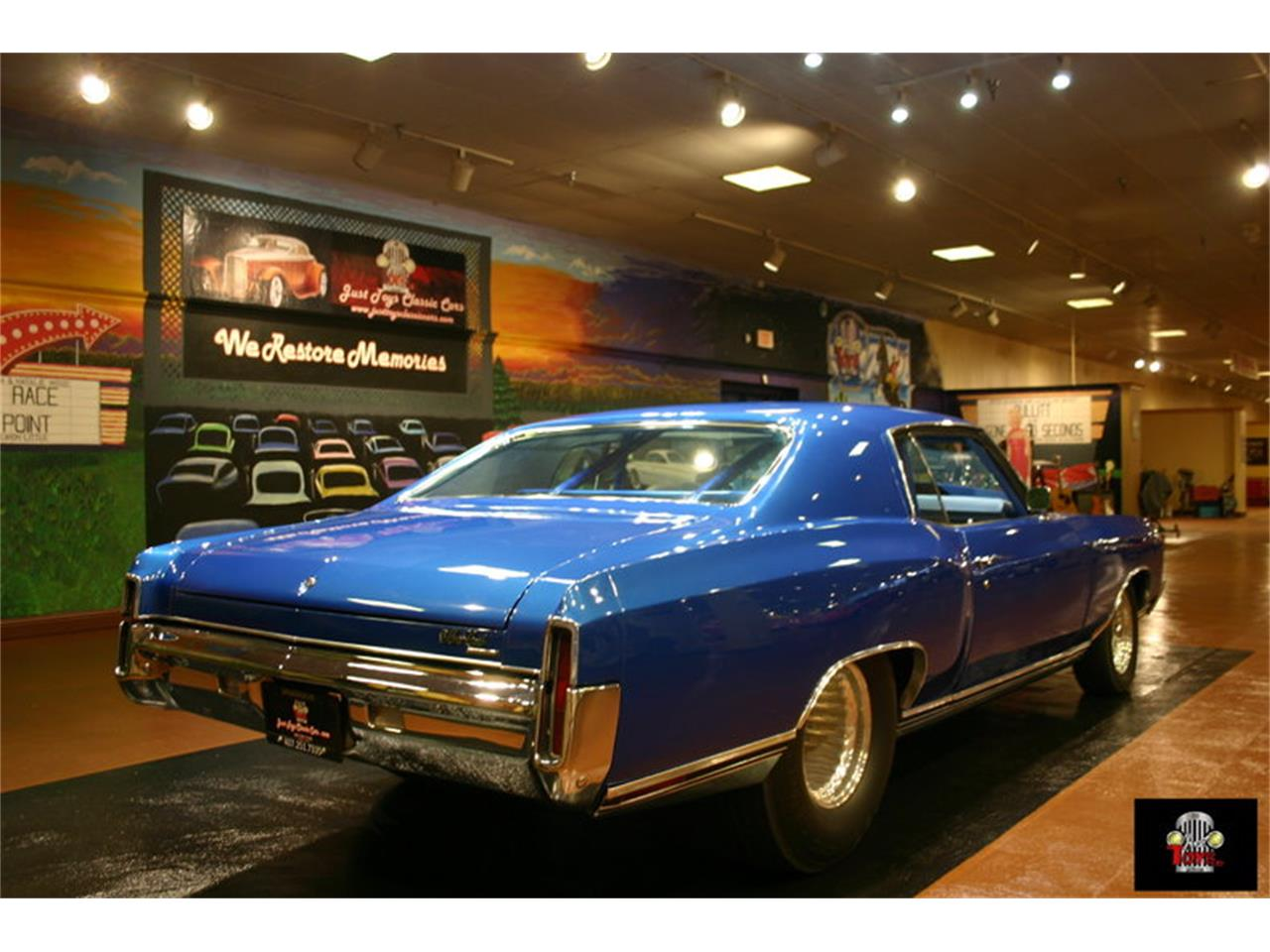 Large Picture of Classic 1970 Monte Carlo SS - $27,995.00 - LH47