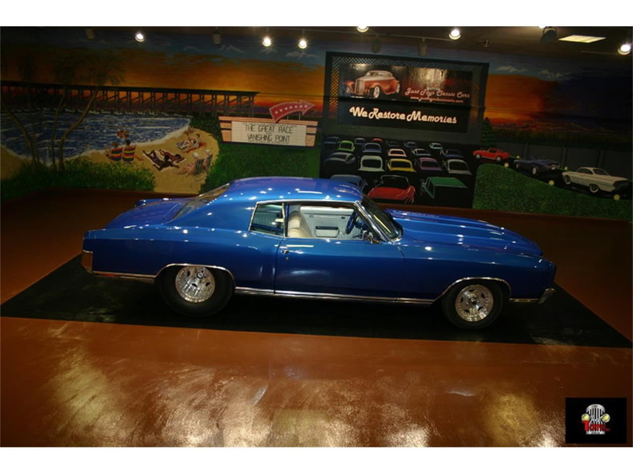 Large Picture of Classic 1970 Chevrolet Monte Carlo SS located in Orlando Florida Offered by Just Toys Classic Cars - LH47