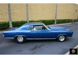 Picture of Classic 1970 Chevrolet Monte Carlo SS located in Florida - $27,995.00 Offered by Just Toys Classic Cars - LH47