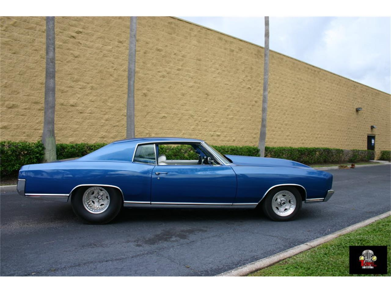 Large Picture of Classic '70 Chevrolet Monte Carlo SS located in Florida - LH47