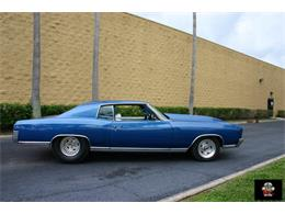 Picture of Classic 1970 Chevrolet Monte Carlo SS located in Florida - $27,995.00 - LH47