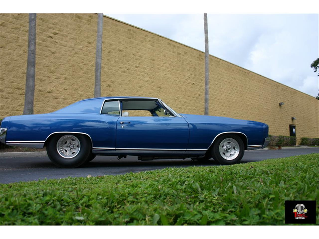 Large Picture of Classic 1970 Chevrolet Monte Carlo SS located in Florida - $27,995.00 - LH47