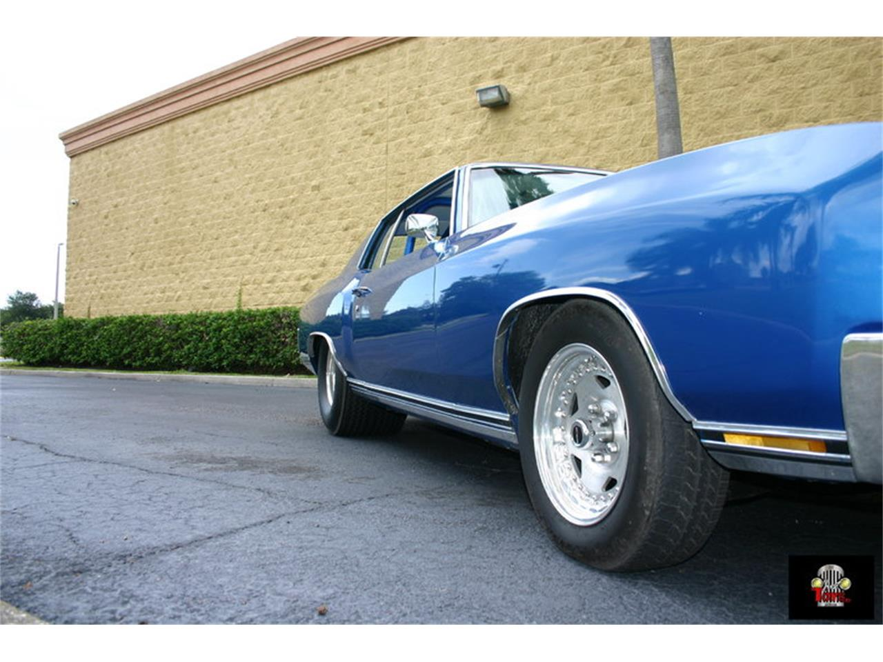Large Picture of Classic '70 Monte Carlo SS Offered by Just Toys Classic Cars - LH47
