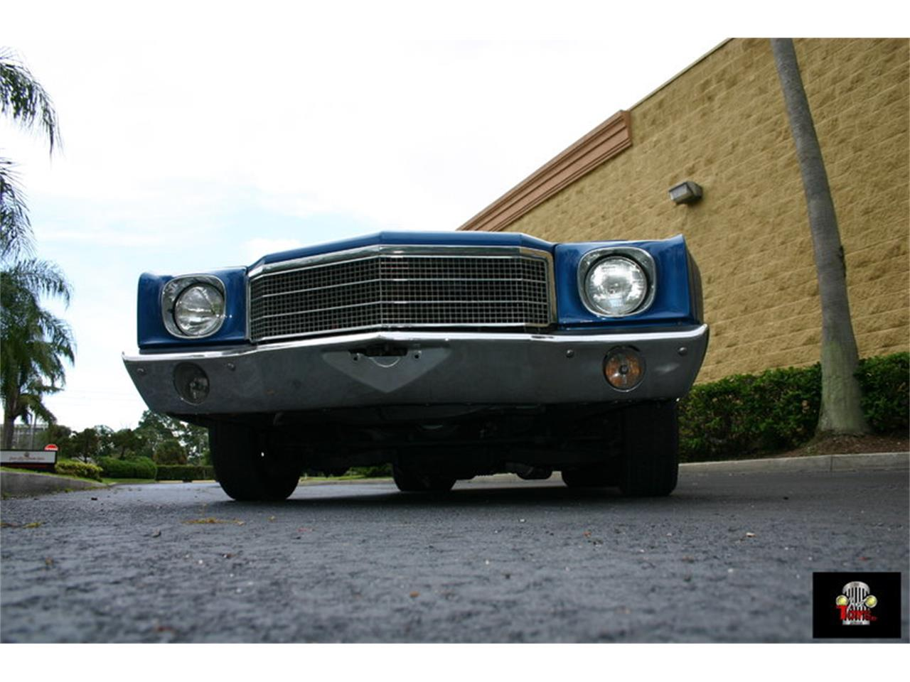 Large Picture of Classic 1970 Chevrolet Monte Carlo SS located in Florida - $27,995.00 Offered by Just Toys Classic Cars - LH47