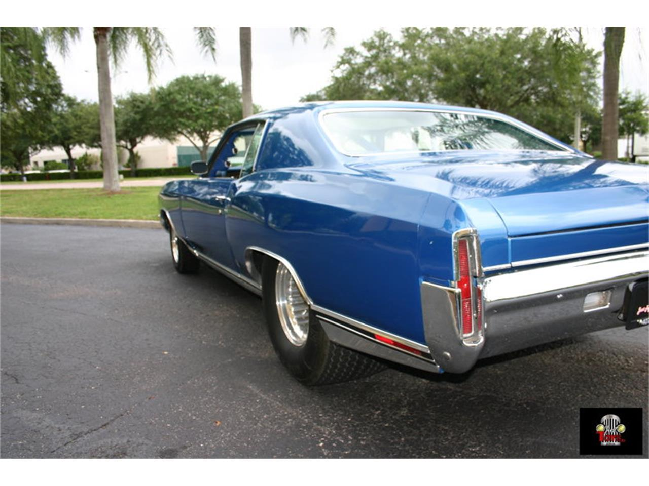 Large Picture of '70 Chevrolet Monte Carlo SS located in Orlando Florida Offered by Just Toys Classic Cars - LH47