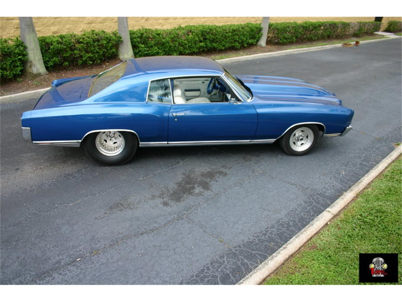 Large Picture of 1970 Chevrolet Monte Carlo SS - $27,995.00 Offered by Just Toys Classic Cars - LH47
