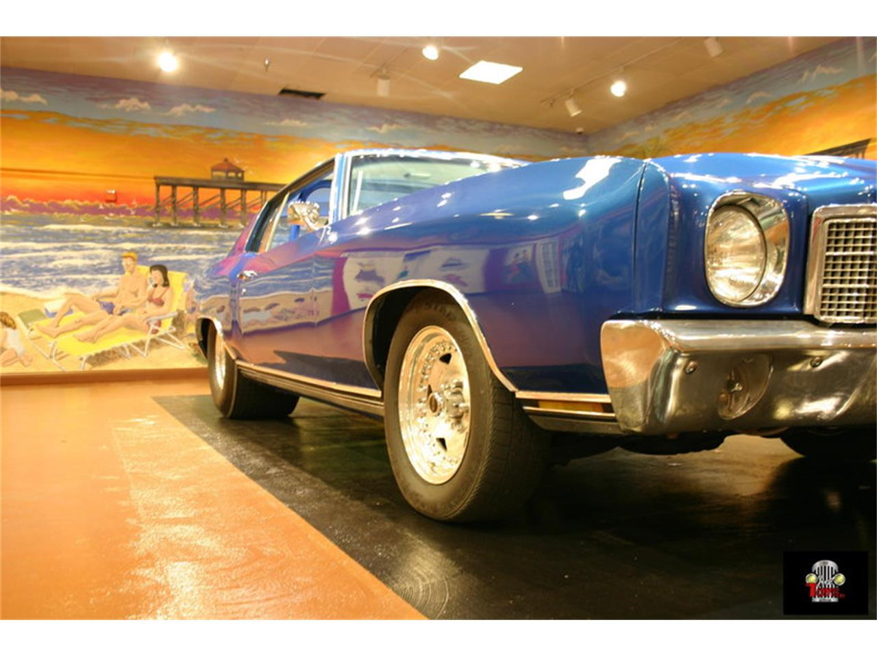 Large Picture of Classic 1970 Chevrolet Monte Carlo SS located in Florida - LH47