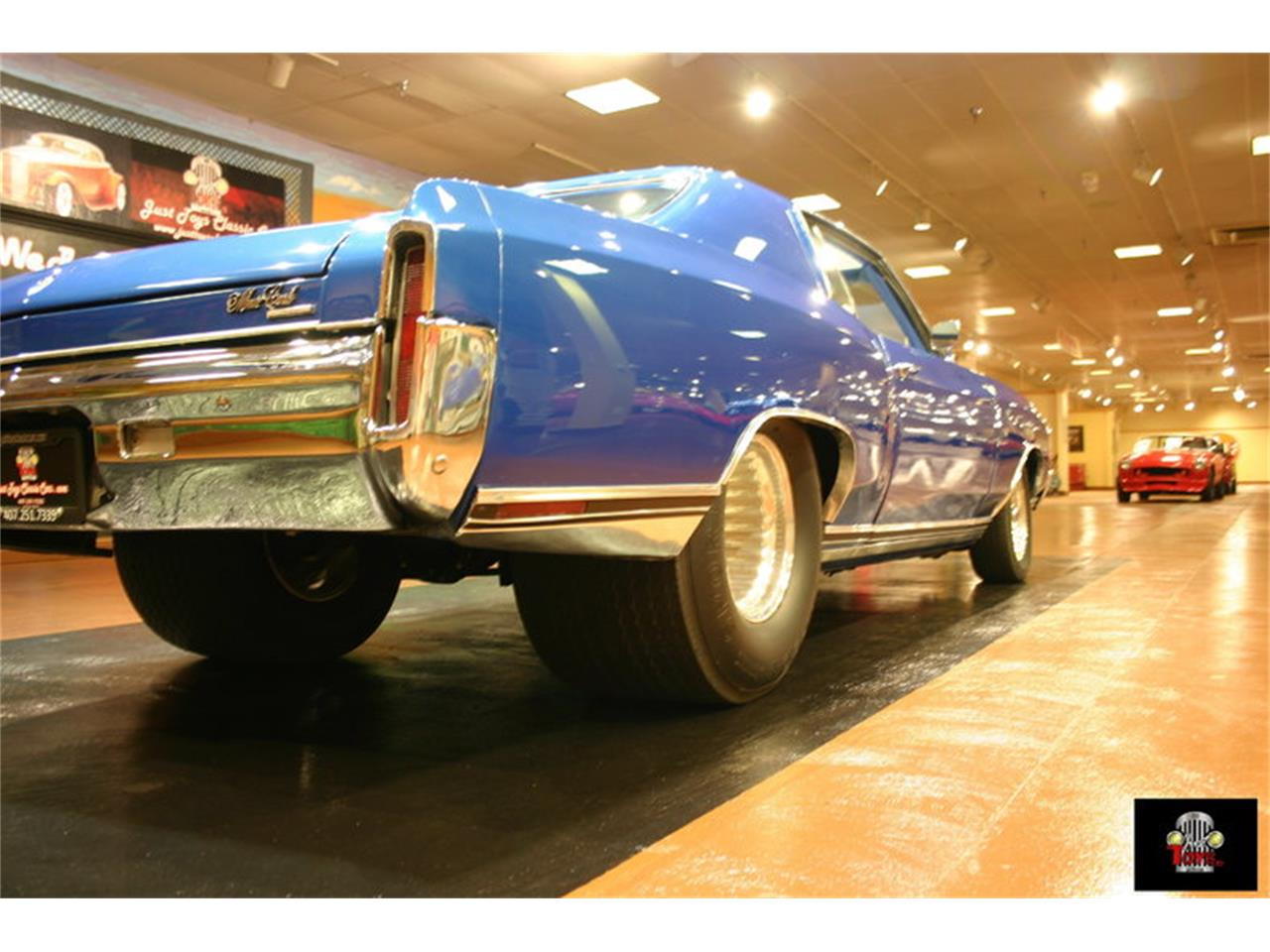 Large Picture of 1970 Monte Carlo SS located in Florida - $27,995.00 Offered by Just Toys Classic Cars - LH47