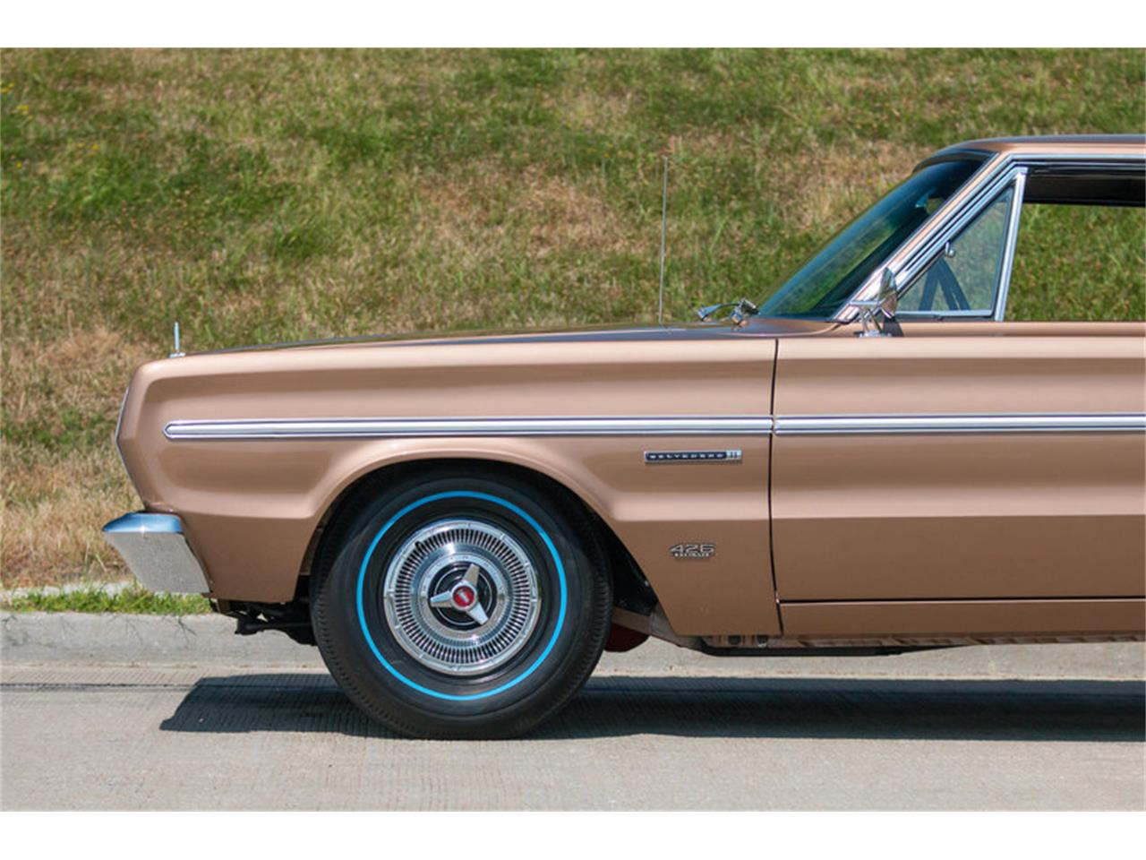 Large Picture of '66 Plymouth Belvedere - $99,995.00 - LH4H
