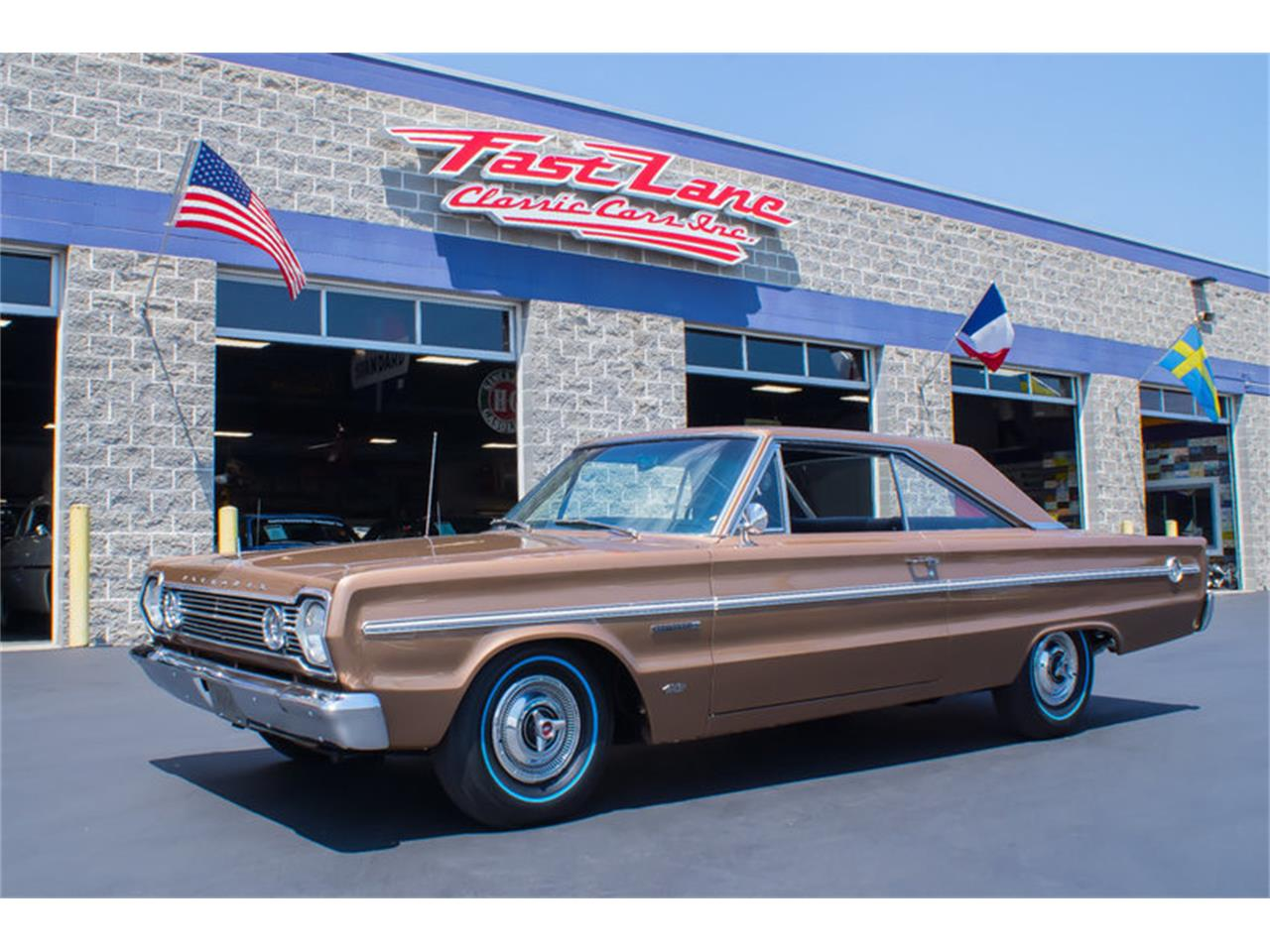 Large Picture of 1966 Plymouth Belvedere - LH4H