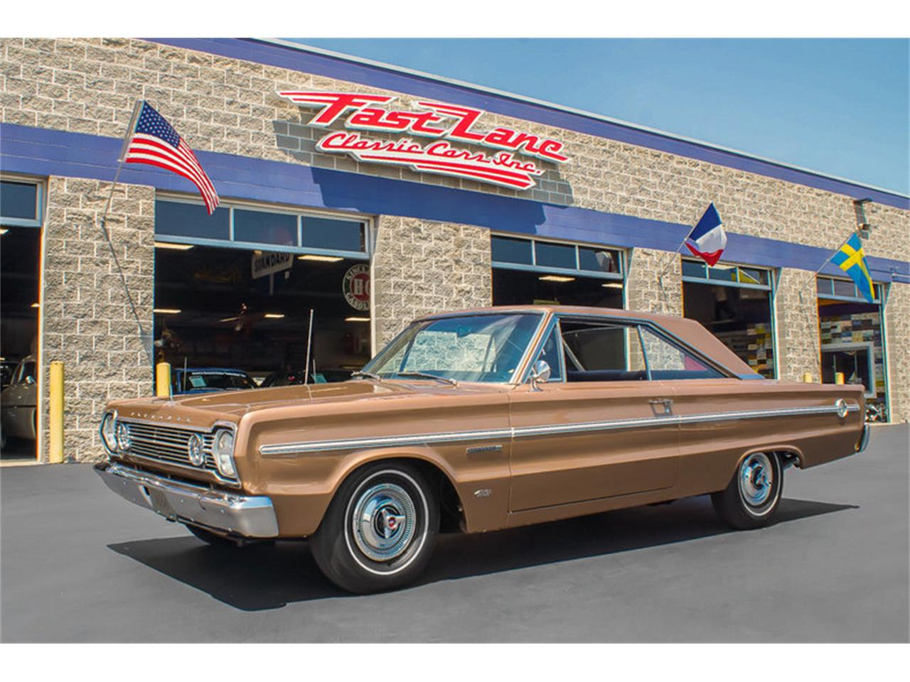 Large Picture of Classic '66 Plymouth Belvedere - LH4H