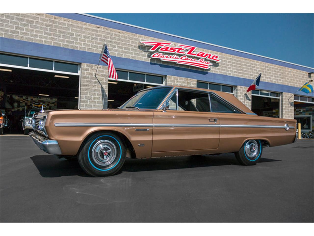 Large Picture of Classic 1966 Plymouth Belvedere located in Missouri Offered by Fast Lane Classic Cars Inc. - LH4H