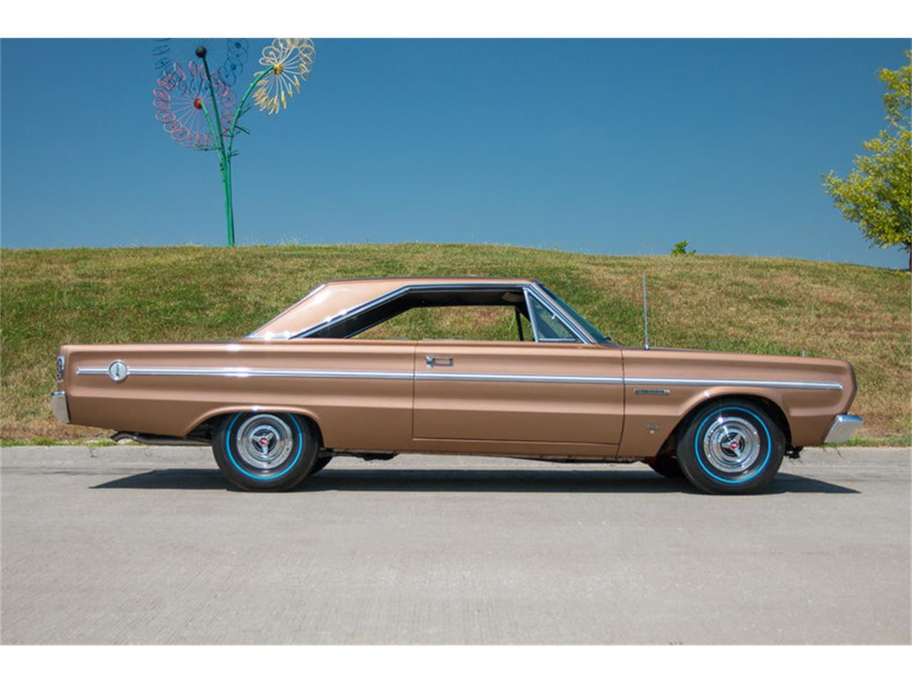 Large Picture of '66 Plymouth Belvedere located in St. Charles Missouri - LH4H