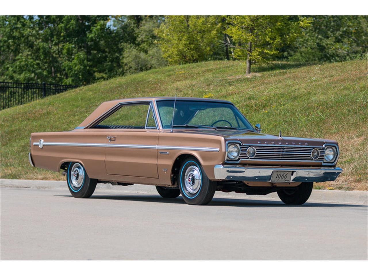 Large Picture of Classic 1966 Belvedere located in Missouri - $99,995.00 Offered by Fast Lane Classic Cars Inc. - LH4H