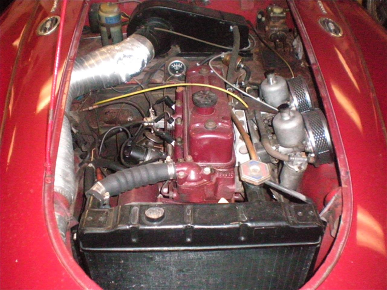 Large Picture of '62 MGA - LH56