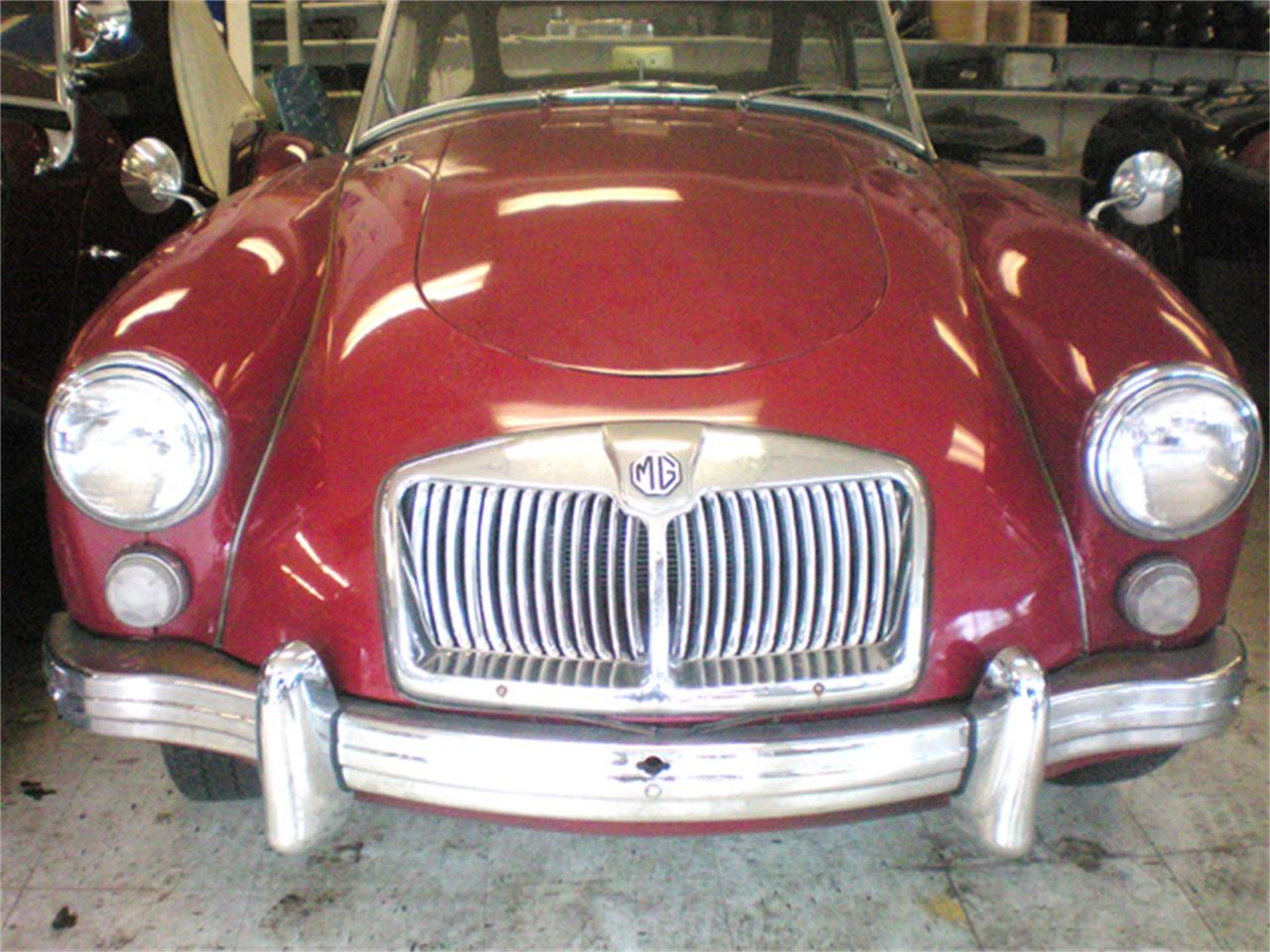 Large Picture of 1962 MGA located in Rye New Hampshire - $21,500.00 Offered by Brit Bits - LH56