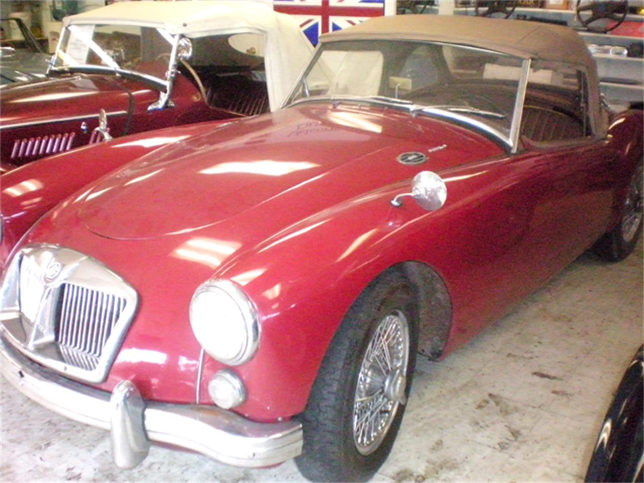 Large Picture of Classic 1962 MGA located in Rye New Hampshire - $21,500.00 - LH56