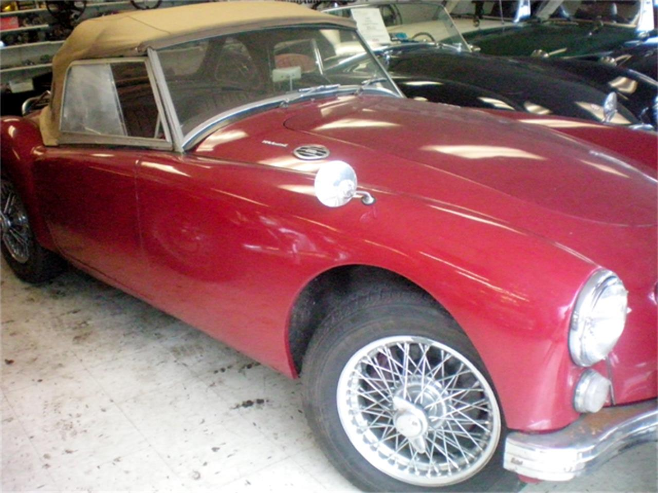 Large Picture of Classic '62 MGA Offered by Brit Bits - LH56
