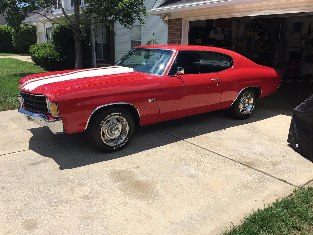 Large Picture of '72 Malibu - LH59